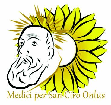 Logo dell'associazione Medici per San Ciro Onlus
