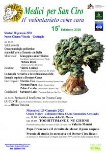 XV edizione Medici per San Ciro. Il programma delle iniziative