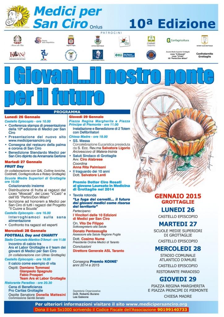 manifesto programma 2015