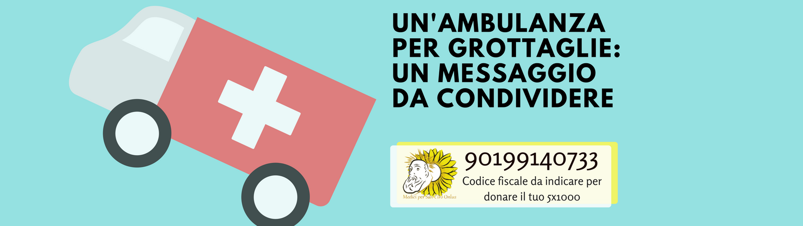 UN'AMBULANZA PER GROTTAGLIE