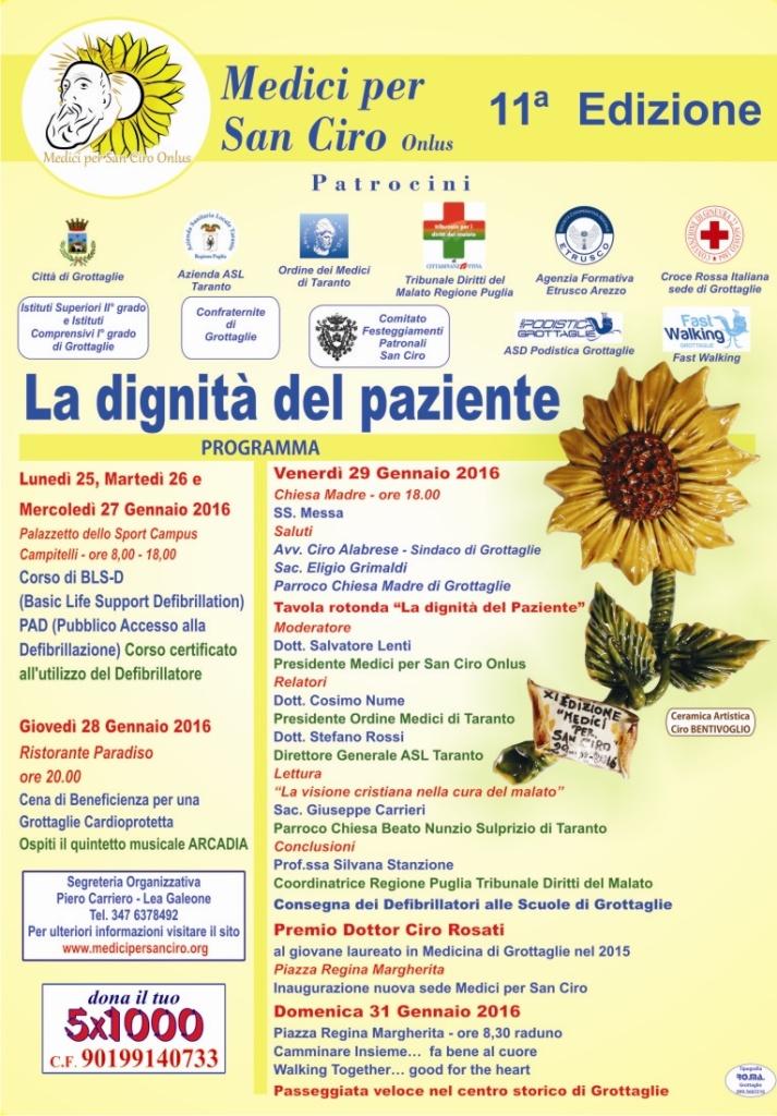 Manifesto XI Edizione Medici per San Ciro (1)