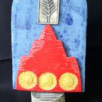 Premio Medici per San Ciro 2015 - Focara 2015 cm 12,5 x 23,5